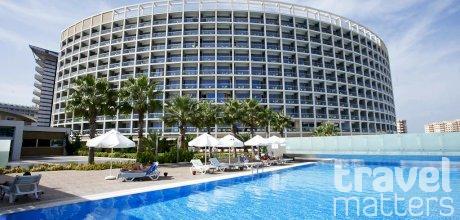 Oferte hotel Crystal Centro Resort (ex Amara Centro Resort)