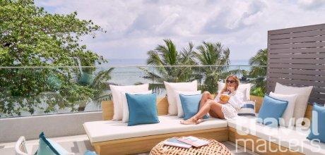 Oferte hotel  Les Estivales Beachfront Suites & Penthouses