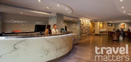 Oferte hotel Concordia Barcelona