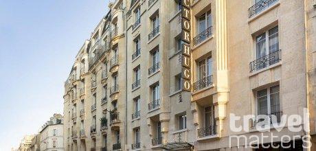 Oferte hotel Victor Hugo Paris Kleber