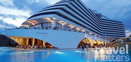 Oferte hotel Titanic  Beach Lara