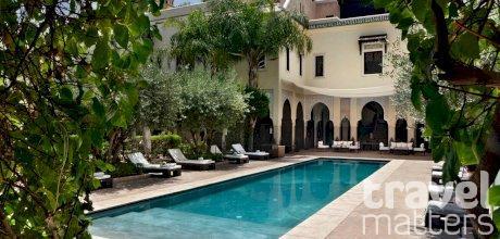 Oferte hotel La Villa des Orangers - Relais & Chateaux
